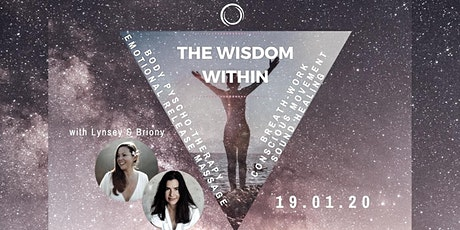 The Wisdom Within - A Body Psychotherapy & Breathwork immersion tickets