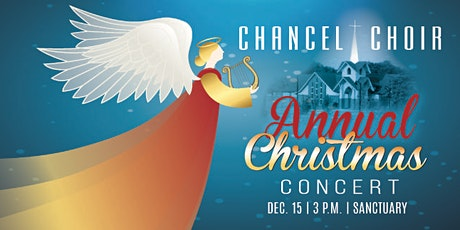 Jonesboro First UMC Chancel Choir Annual Christmas Concert tickets