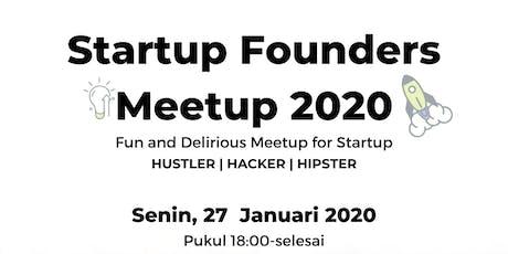 Startup Founder Meet up tickets