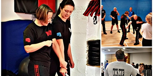 Krav Maga - Self Defence - Troon - 3 X 1hr Fundamentals class - Limited Places!