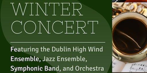 The Dublin High Winter Concert