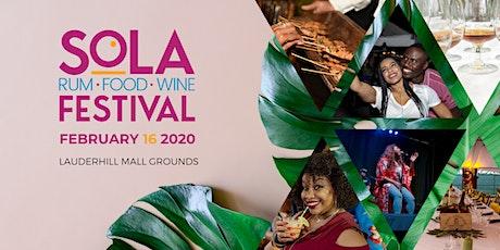 2020 SoLa Rum, Food & Wine Festival  tickets