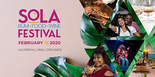 2020 SoLa Rum, Food & Wine Festival