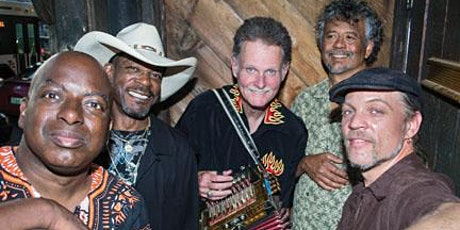 Motordude Zydeco plus Dance Lesson with Ted Sherrod tickets