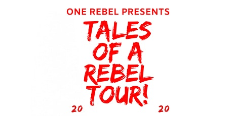 One Rebel Presents: Justin Henry -Tales of a Rebel Tour!-BROOKLYN, NY tickets