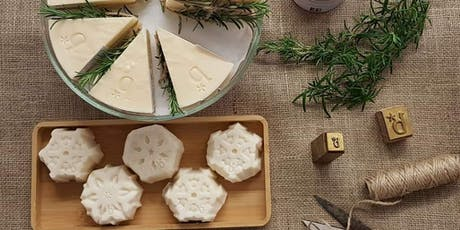 Beginners Natural Soap Making Workshop   tickets