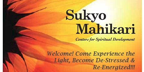 Free Open House: Come experience the positive spiritual energy called Light tickets