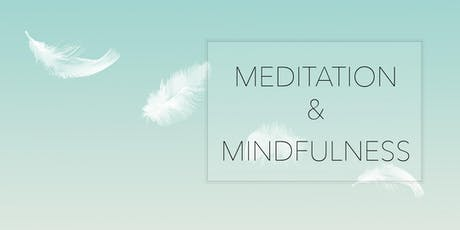 Learn Meditation & Mindfulness tickets