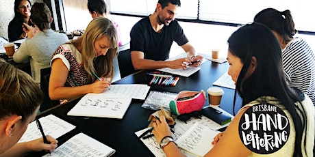 Brisbane Hand Lettering December Meetup tickets
