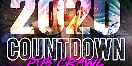 The Singapore Countdown Pub Crawl tickets