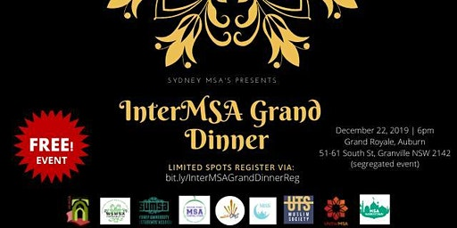 InterMSA Grand Dinner