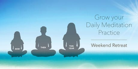 Grow your Daily Meditation Practice tickets
