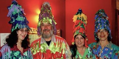 Mardi Gras Party with Aux Cajunals and Tri Tip Trio
