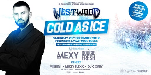 Westwood Presents Cold As Ice