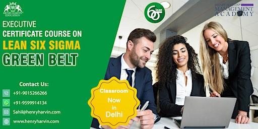 Lean Six Sigma Green Belt Course in Delhi