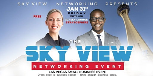 "THE SKY VIEW NETWORKING EVENT ""Your Network Is Your Net Worth"" 7"