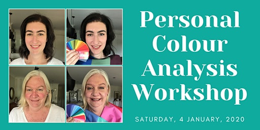 Personal Colour Analysis Workshop