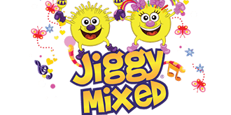 Christmas Themed Jiggy Mixed - Musical Movement and Sensory Group