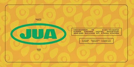 SAUTI SYSTEMS PRESENTS - JUA` tickets