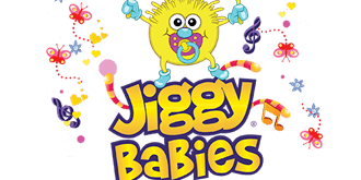 Chritmas Themed Jiggy Babies - Musical Movement Group