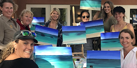 Paint the Ocean by the Ocean on Rottnest tickets