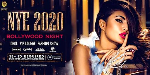 Bollywood Night SYDNEY! NYE 2020 |Fashion | DJ | VIP