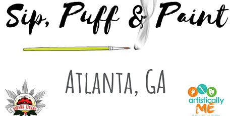 Sip, Puff & Paint - Holiday Edition tickets