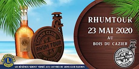 RhumTour 2020 billets