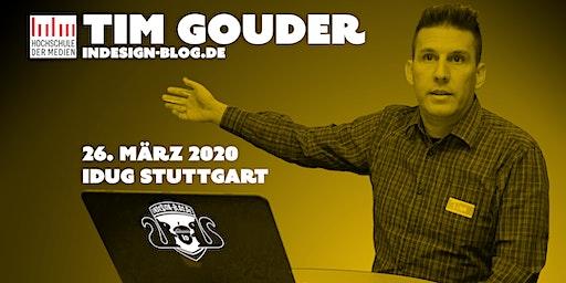 IDUGS #63 Tim Gouder
