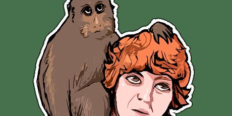 I got bit by a monkey once - Wellington fringe tickets