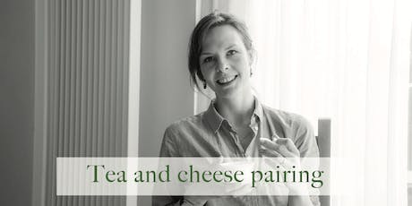Tea and cheese pairing workshop tickets