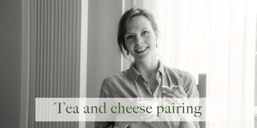 Tea and cheese pairing workshop