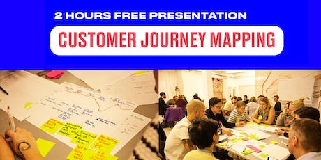 Customer Experience Design and Mapping | 2 hour Workshop | Berlin tickets