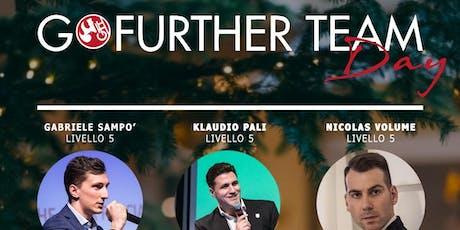 #GFT DAY DECEMBER & CENONE DI NATALE biglietti