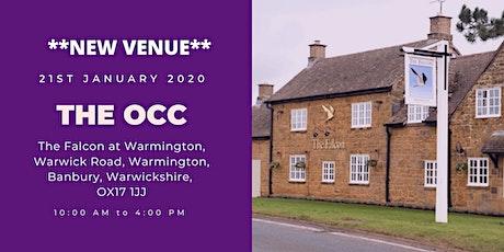 The OCC - Banbury: Arrive 10am for  Immediate Start tickets