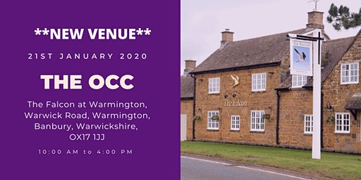 The OCC - Banbury: Arrive 10am for  Immediate Start
