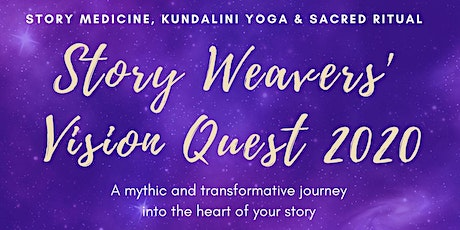 Story Weavers' Vision Quest tickets