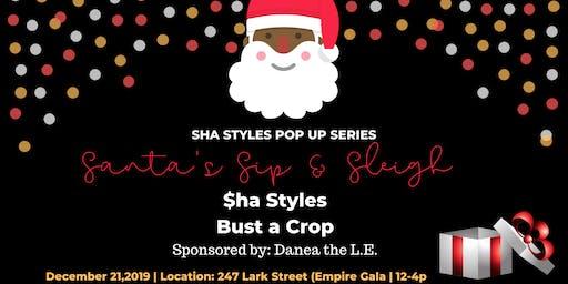 Santa's Sip & Sleigh