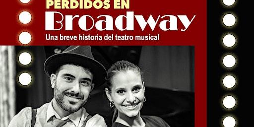 Perdidos en Broadway: Nono Sánchez Rodríguez, piano y Virginia Carmona, voz