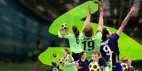 Try Korfball with Edinburgh Mavericks tickets