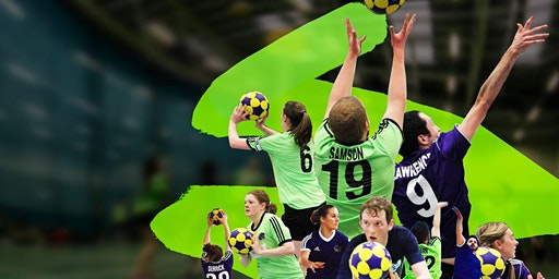 Try Korfball with Edinburgh Mavericks