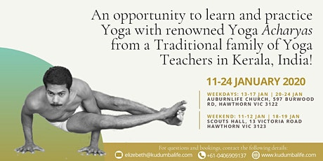 Traditional Yoga Workshops tickets