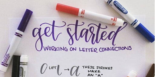 Creative Calligraphy with Andrea