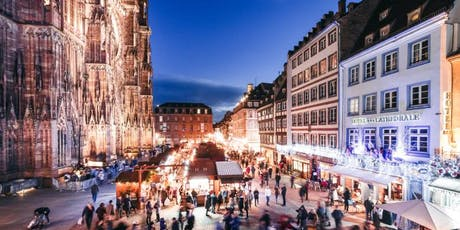 Visit the Alsatian Christmas Market in NYC with Virginie tickets