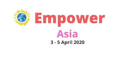 Empower Asia tickets