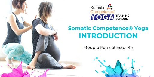 Somatic Competence Yoga Introduction | Formazione Breve per insegnanti yoga
