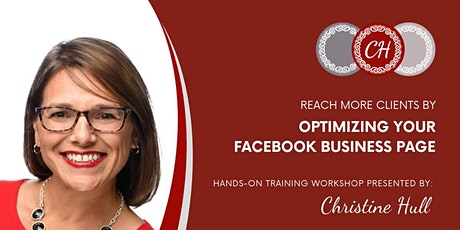 Training: Optimizing Your Facebook Business Page tickets