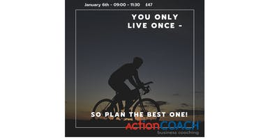 YOLO Workshop- How to smash your business & life plan!