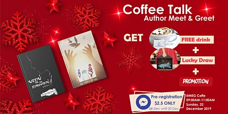 Coffee Talk, Author Meet & Greet  tickets