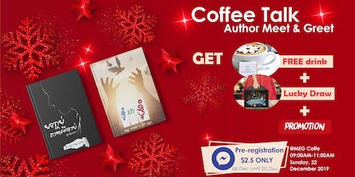 Coffee Talk, Author Meet & Greet